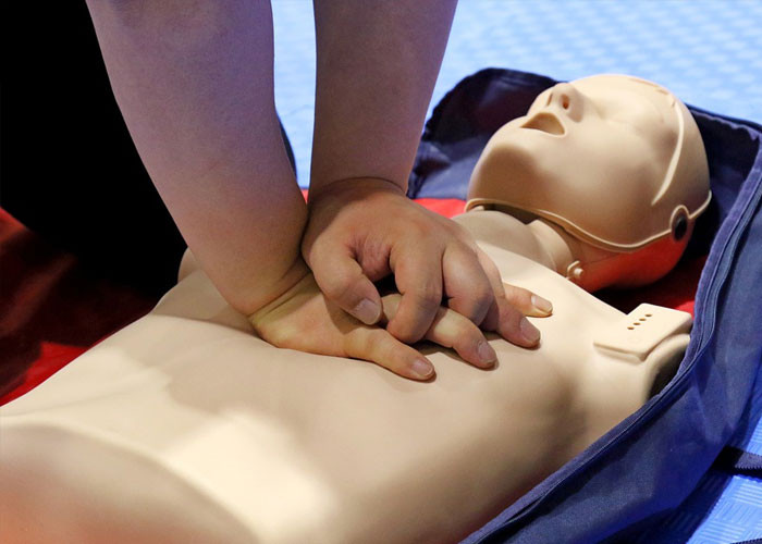 CPR dummies often anatomically represent a biological 'male'. Therefore, people trained in CPR often do not know how to properly perform it on a woman. The female CPR dummy was only recently released.