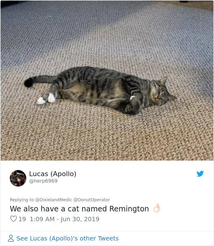 #23 Oh, Remington.