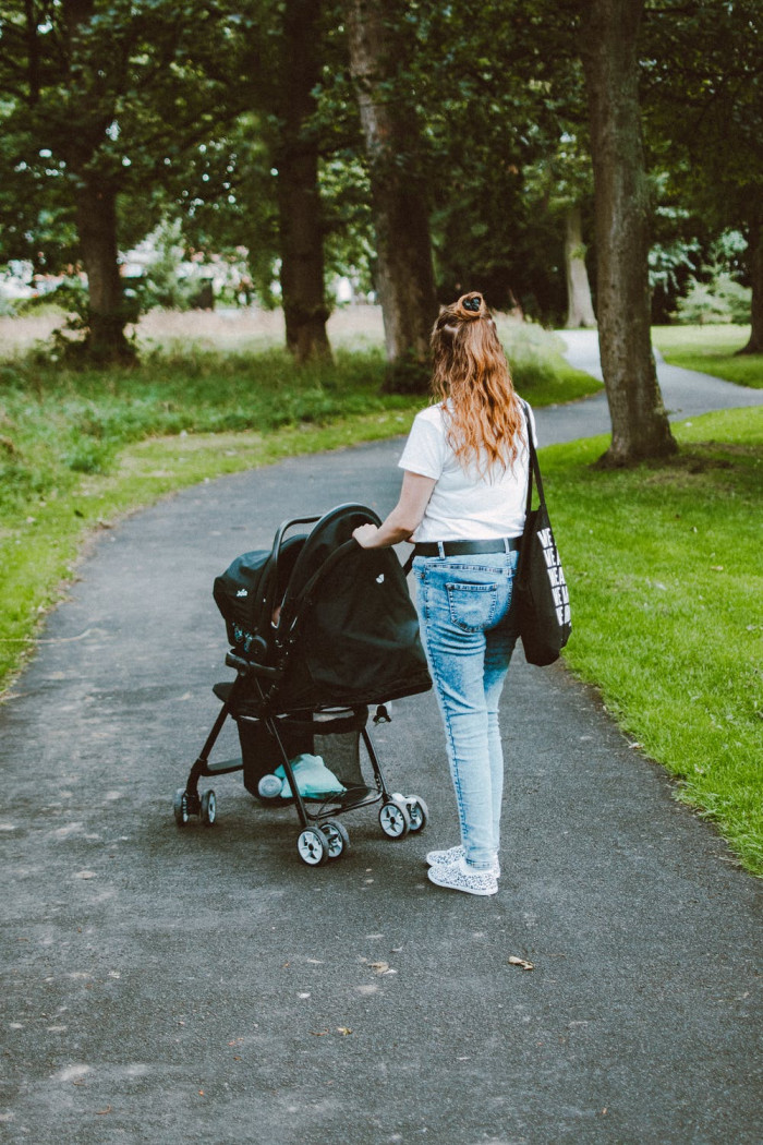 Fitness monitors (like fitbits) often don't accurately count steps when women are walking strollers (or anybody, for that matter, women just do it more often).