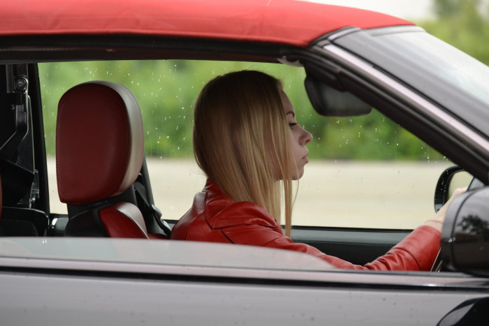 Head rests in cars push women's head forwards especially if they have their hair up. It's not comfortable and it's completely unsafe.