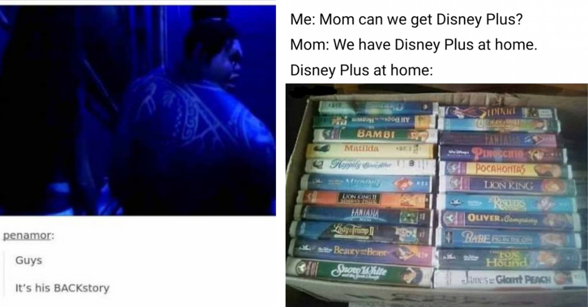 28 Utterly Hilarious Disney Memes To Get You Through The Week