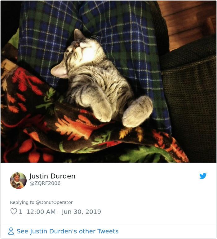 #35 Snuggle buddy.