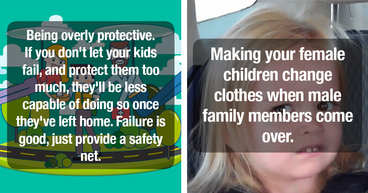 People Are Calling Out Toxic Parenting Tactics That Are Still Often Viewed As Normal And It Is Scary How Common They Are