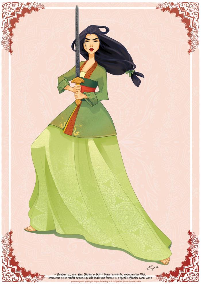 10. Mulan