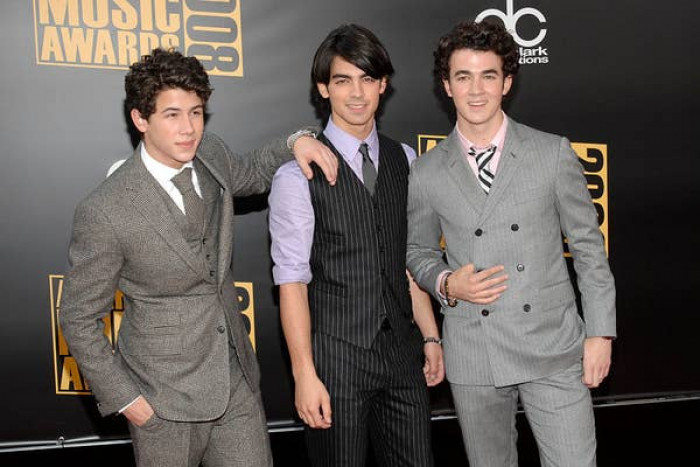 11. An interviewer insisted that the Jonas Brothers (including 15-year-old Nick and 18-year-old Joe) talk about their purity rings. When they declined, he said,