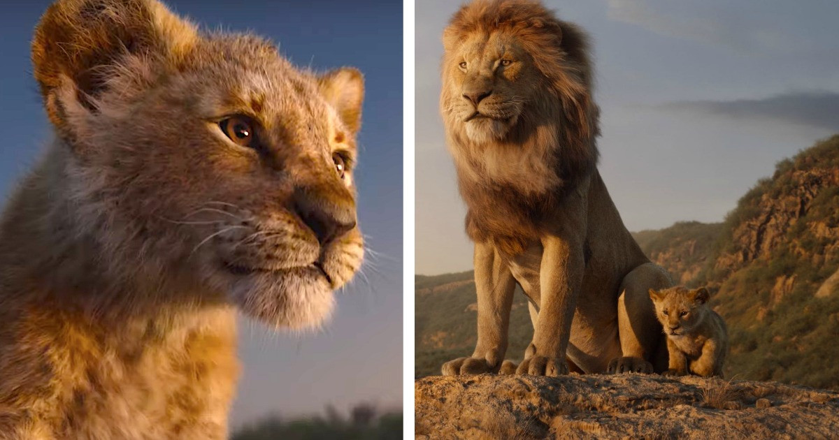 The New Lion King Trailer Just Dropped and Disney Fans Are Giddy Asf