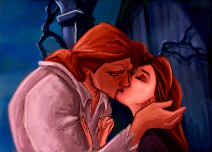 26. Belle and Adam