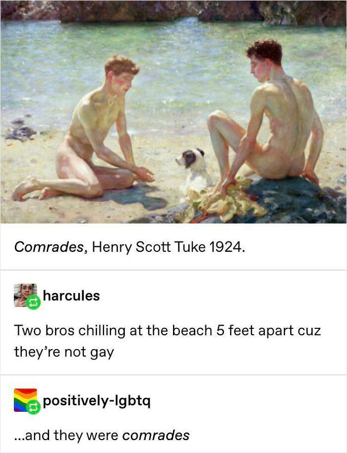 25. Comrades...