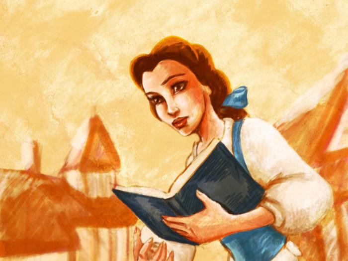 9. Belle