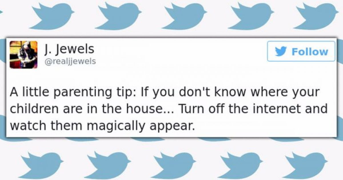 14 Absolutely Hilarious Parenting Tips From Moms And Dads On Twitter