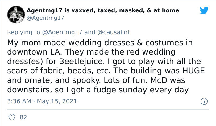 Costumes and sundaes