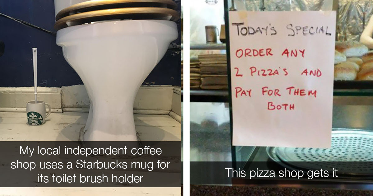 40 Times Shops Hilariously Made Their Customers 'LOL'