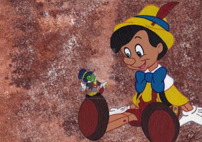 10. Pinocchio