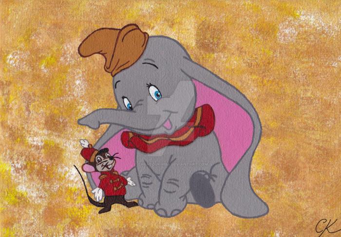 6. Dumbo