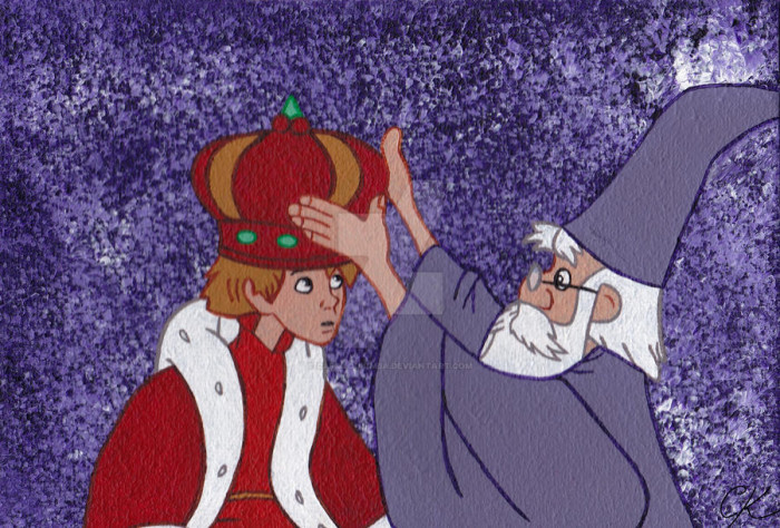 8. Sword In The Stone