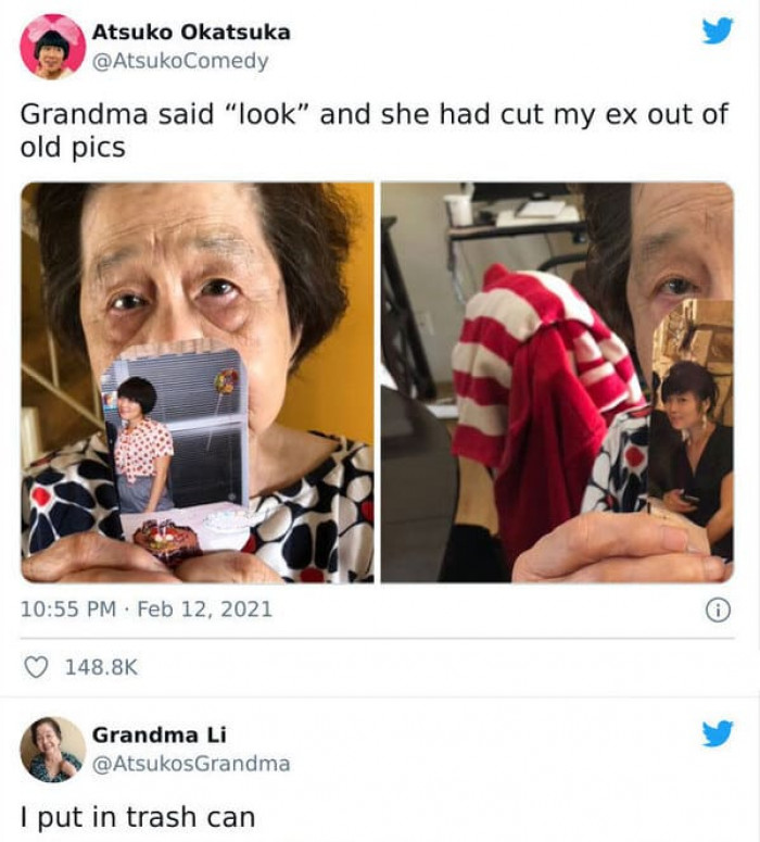 39. We all need a grandma like this in our lives.