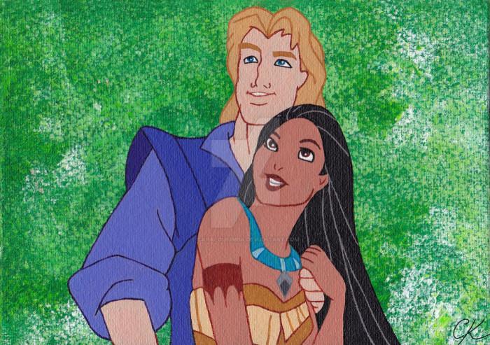 21. Pocahontas