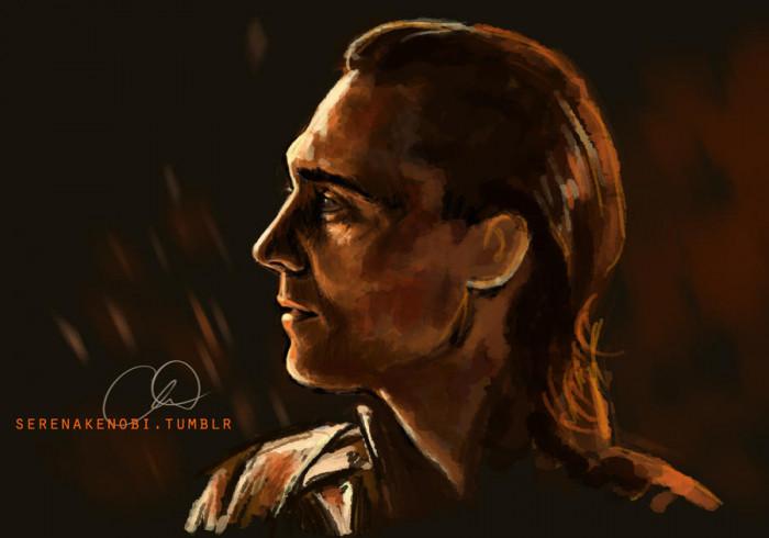 17. Loki - God of Mischief