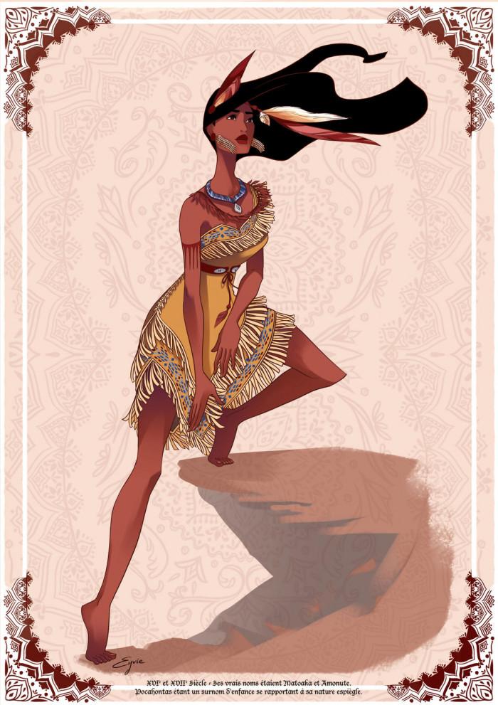 9. Pocahontas