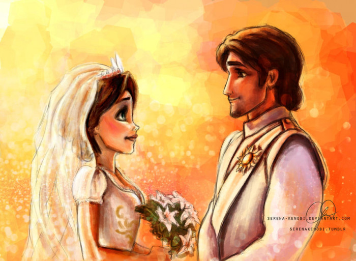 30. Tangled Ever After