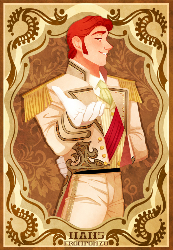 7. Prince Hans