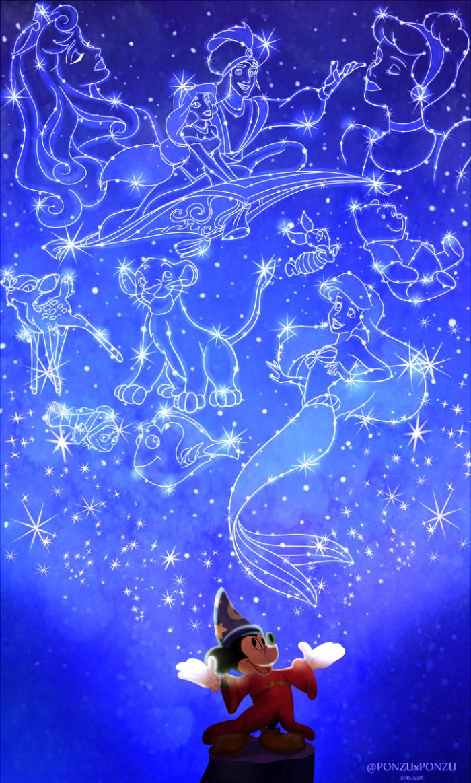 5. Disney magic