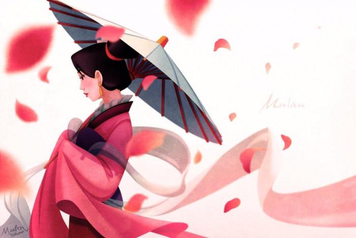 2. Mulan