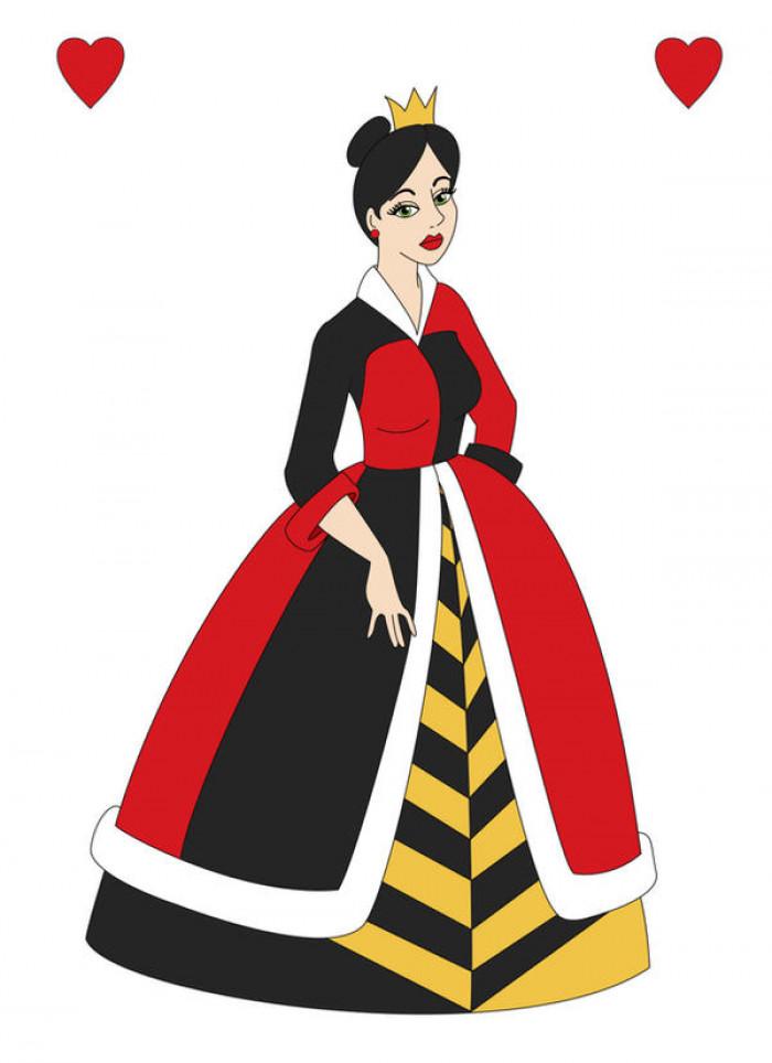 8. Queen of Hearts
