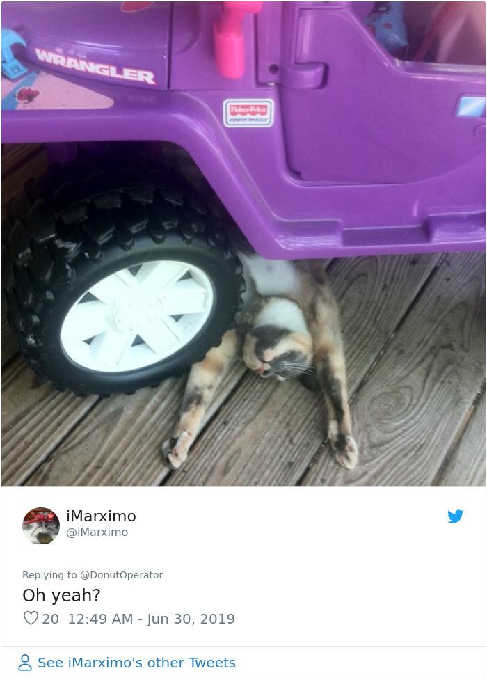 #34 Cute mechanic.