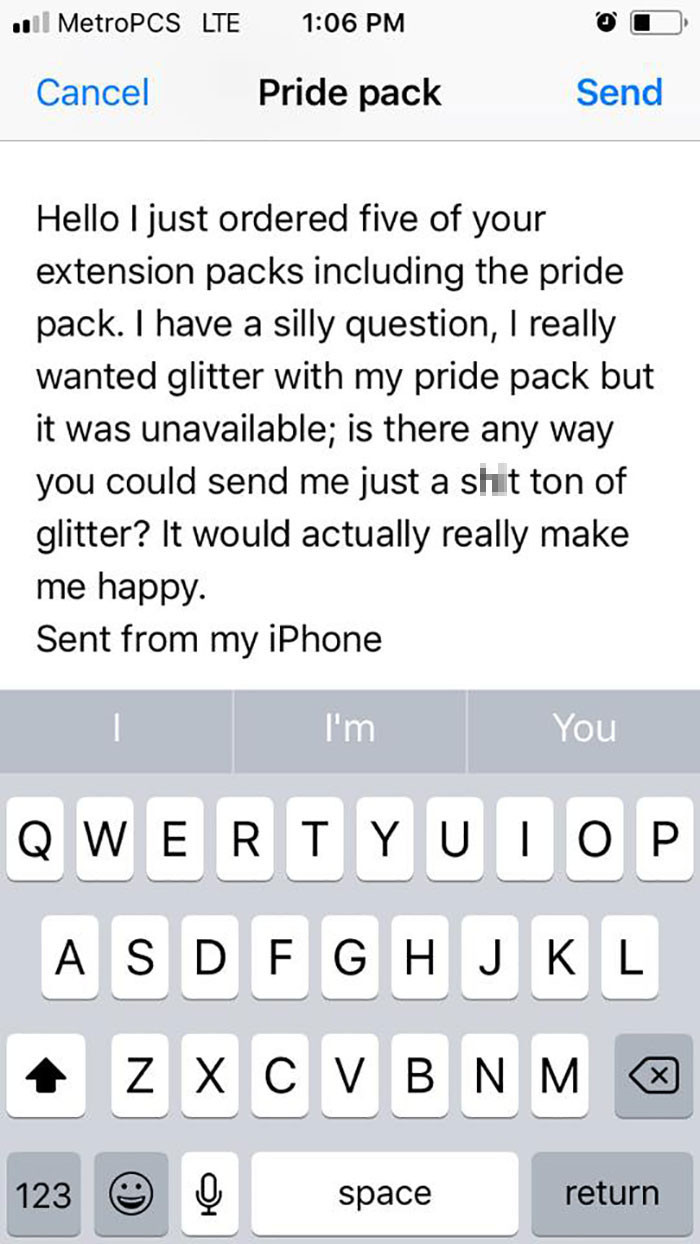 So she hit up Cards Against Humanity for an answer.