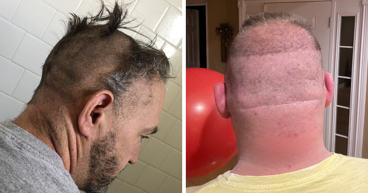 30 Quarantine Haircuts That People Are Now Stuck With Thanks To Isolation
