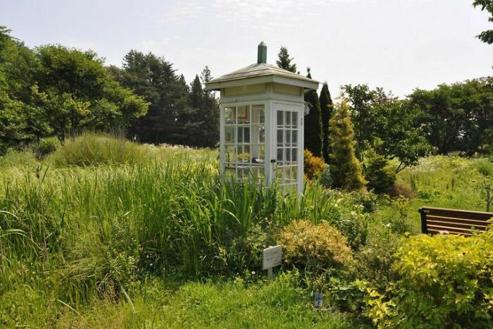 """48. There Is A Phone Booth Known As The """"Telephone Of The Wind"""