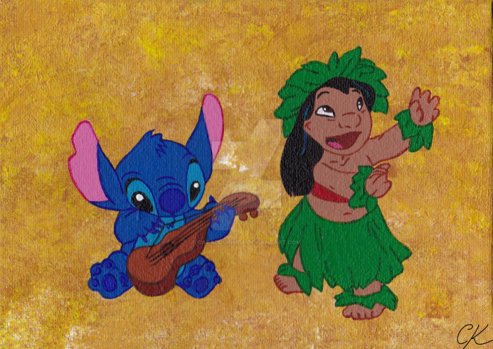11. Lilo And Stitch