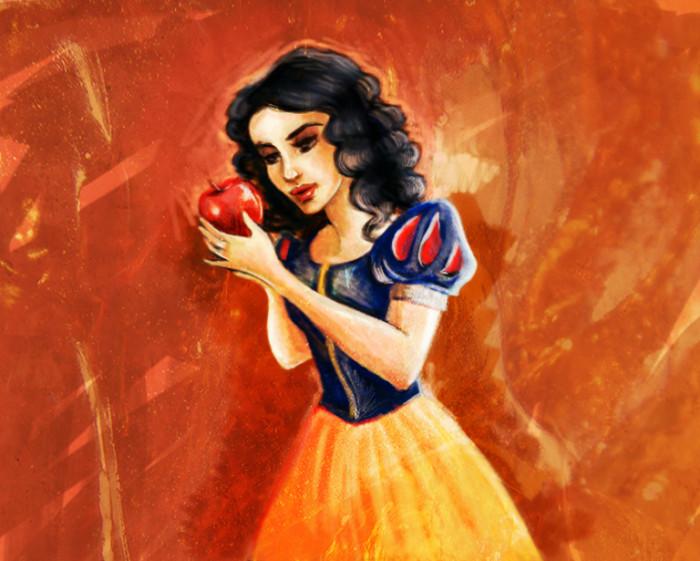 6. Snow White
