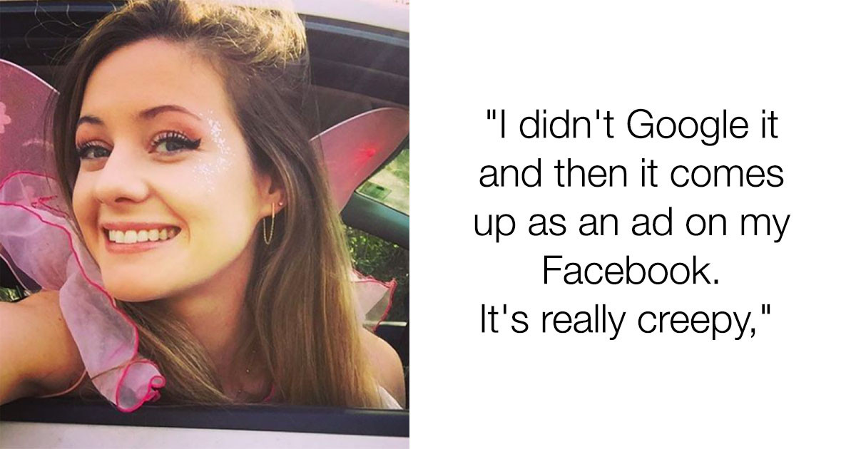 This Aussie Woman Believes She Has Proof That Facebook Is Listening To Us