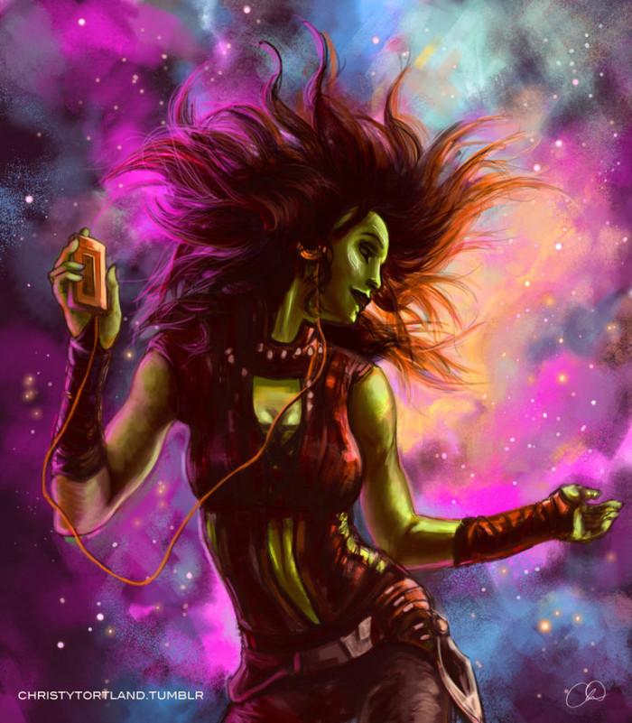 10. Gamora