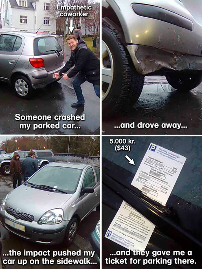 Some drivers are the worst