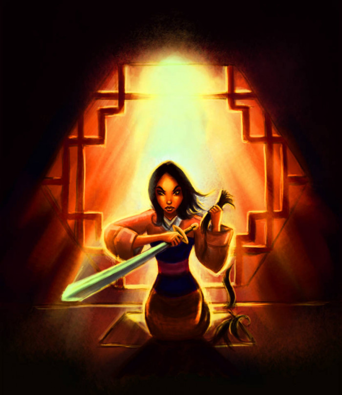 4. Mulan