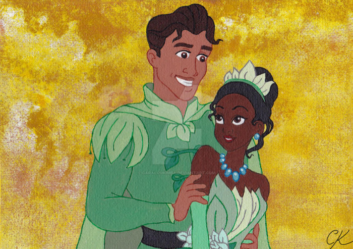 19. Princess And The Frog