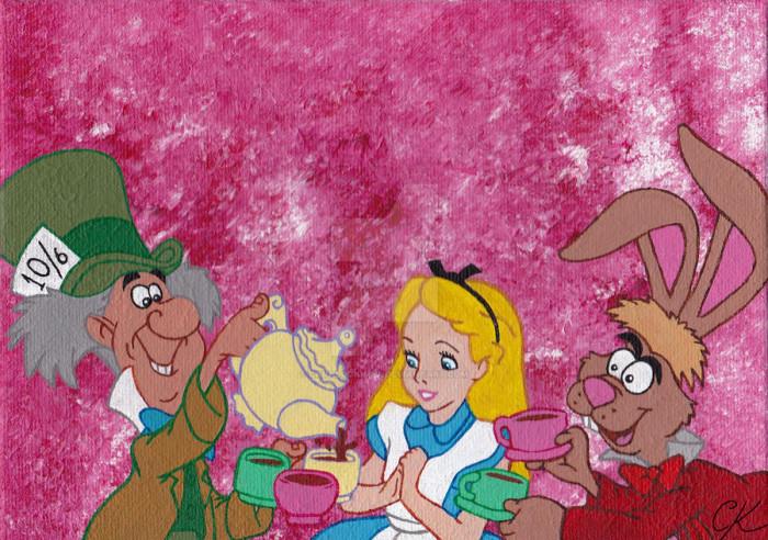 12. Alice In Wonderland