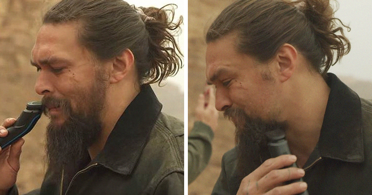Jason Momoa Shaved His Beard Off And His Fans Are Freaking Out