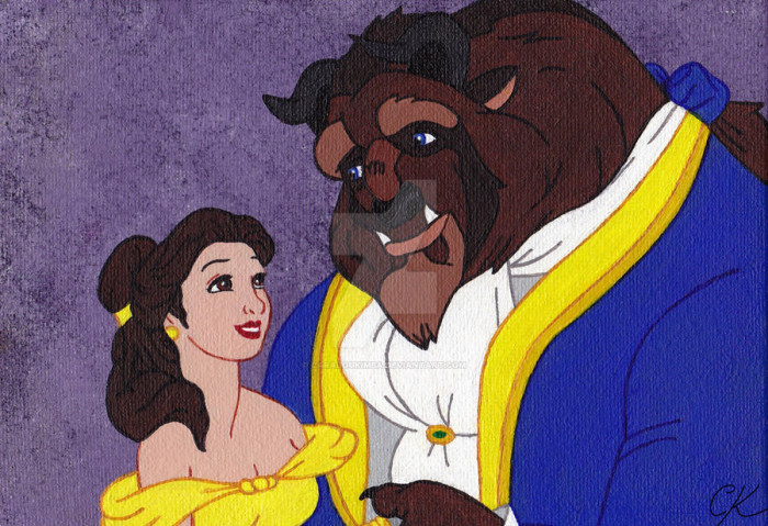 27. Beauty and the Beast