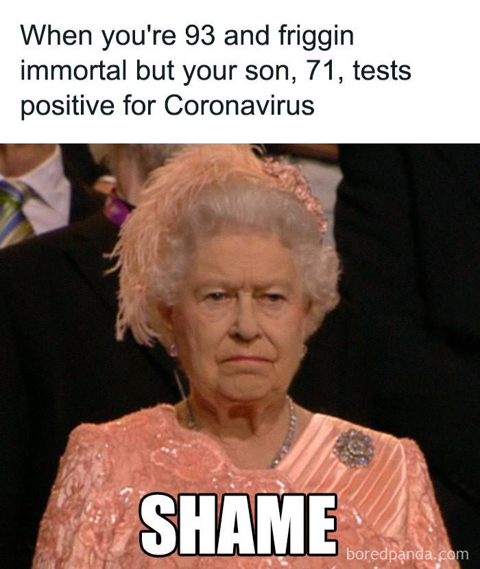 True shame.