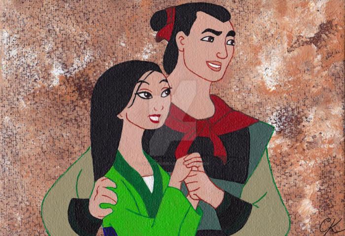 20. Mulan